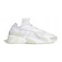 Adidas Streetball (Белые замша)