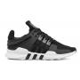 Adidas Eqt Support Adv Black White (Черные с белым)