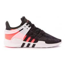 Adidas Eqt Support Adv Black Pink (Черные с розовым)