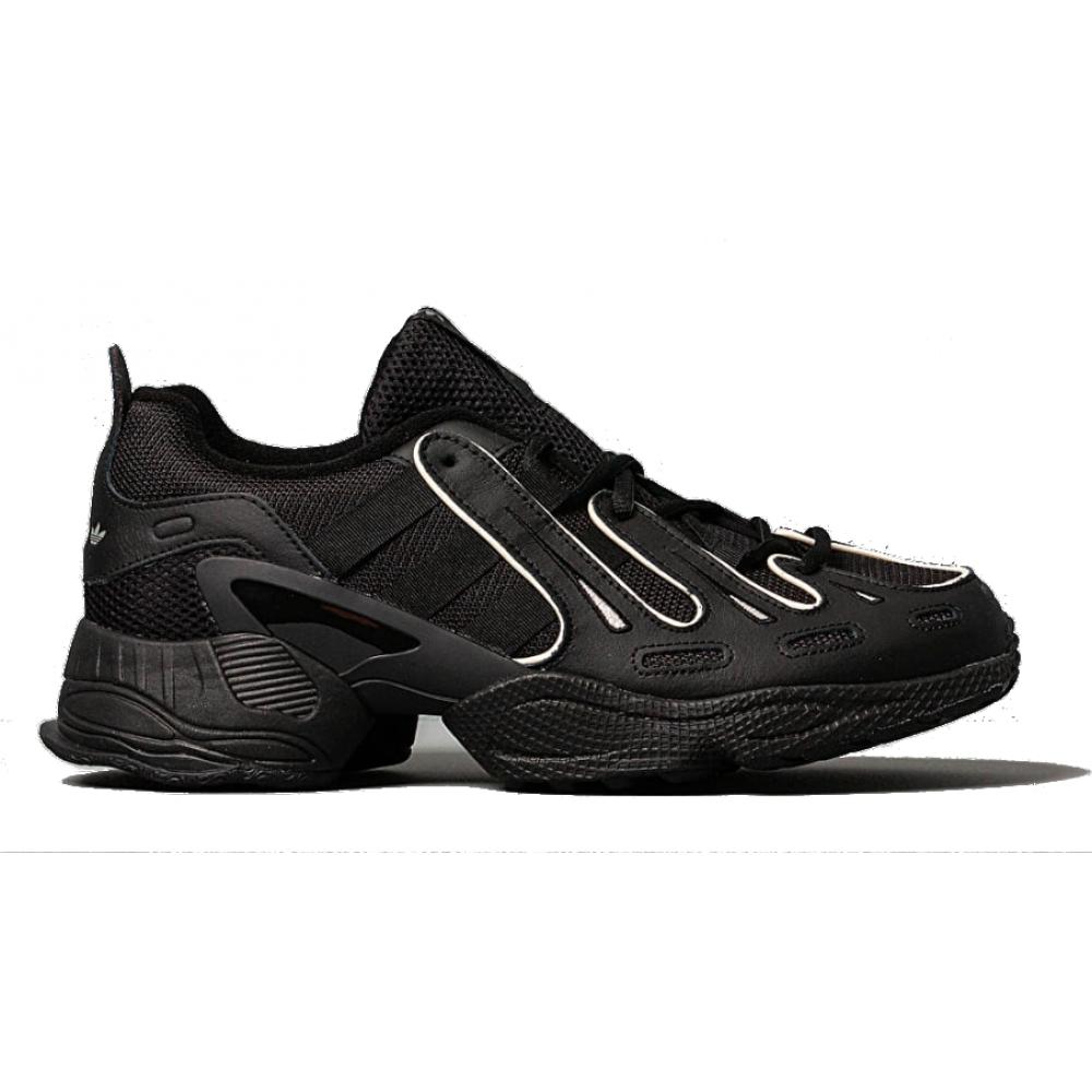 Adidas Eqt Gazelle Black (Черные)