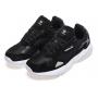 Adidas Falcon black/white (черные с белым)