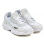 Adidas Falcon white (белые)