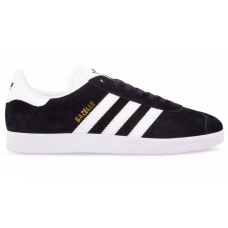 Adidas Gazelle New black (черный)