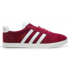 Adidas Gazelle cherry (бордовые)