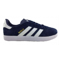 Adidas Gazelle New blue (синие)