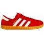 Adidas Hamburg red/white (красные с белым)