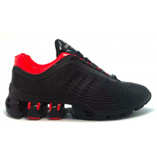 Adidas Porsche Design p5000 black red (черные с красным)