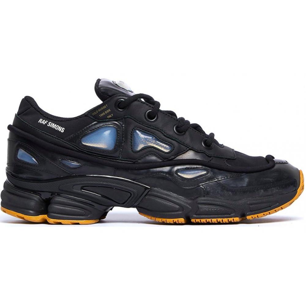 Adidas Raf Simons Ozweego 2 Black (Черные)
