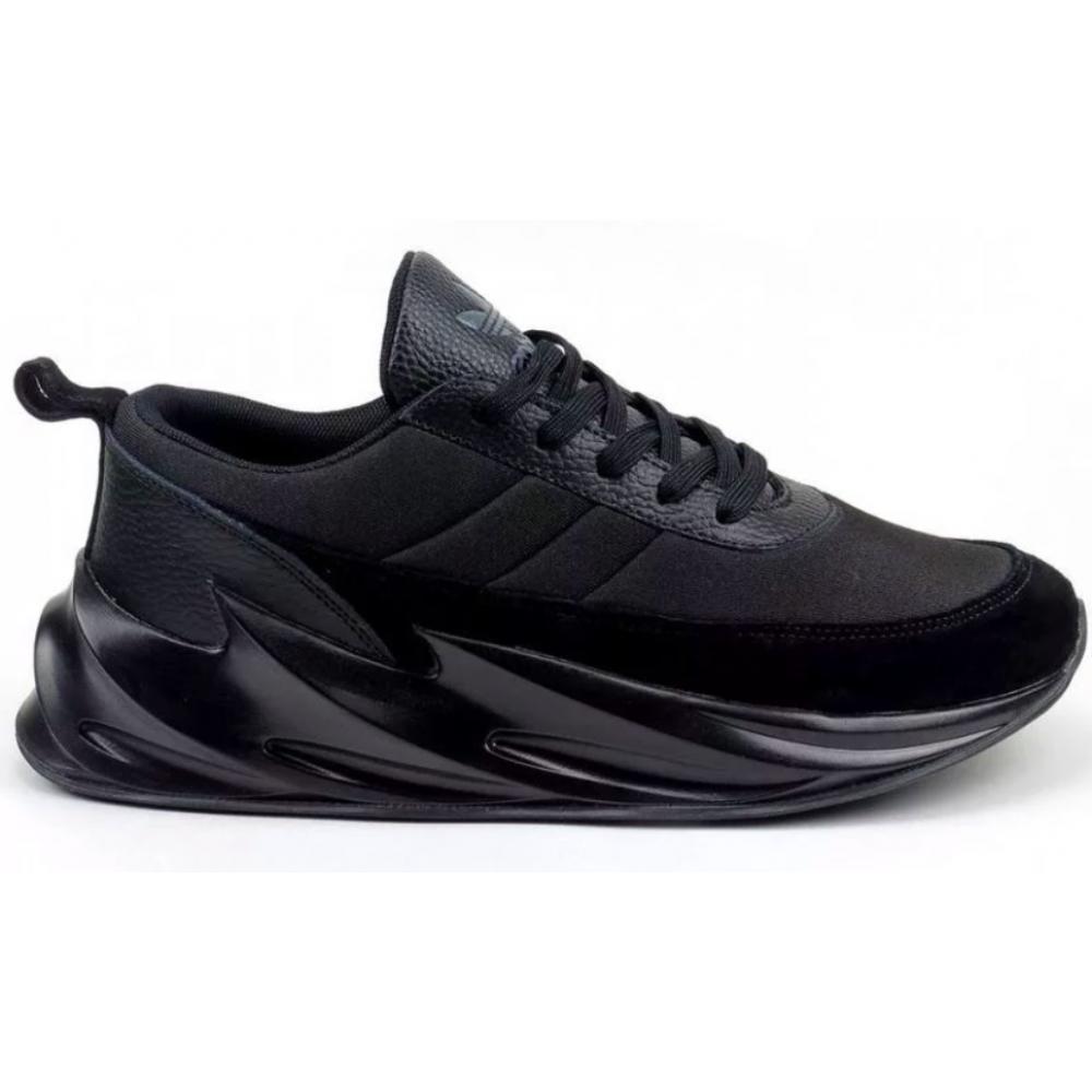 Adidas Sharks (All Black)