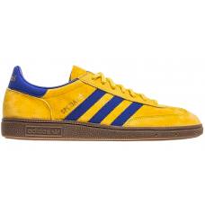 Adidas Spezial yellow blue (желтые с синим)