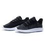 Adidas Tubular Shadow black white (черные с белым)