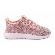 Adidas Tubular Shadow pink white (розовые с белым)