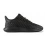 Adidas Tubular Shadow black (черные кожа)