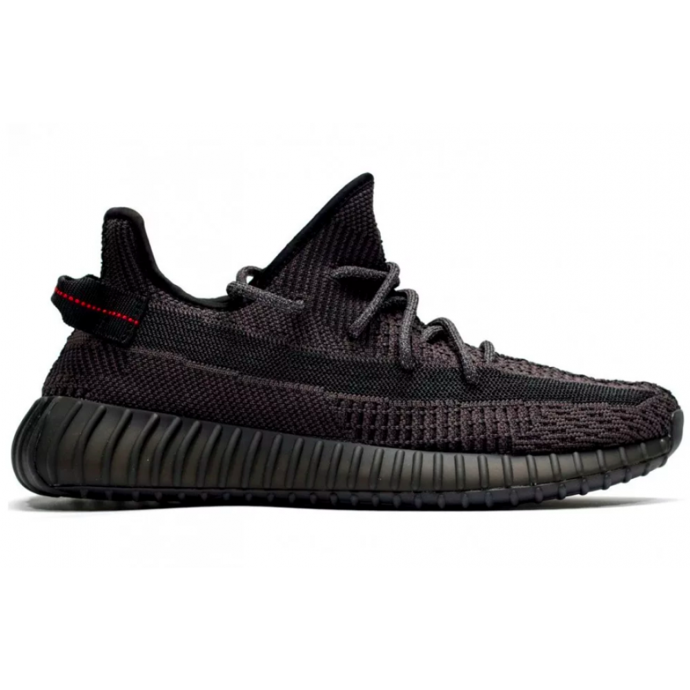 Adidas Yeezy Boost 350 V2 Triple black (черные)