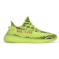 Adidas Yeezy Boost 350 V2 Semi Frozen Yellow (желтые)