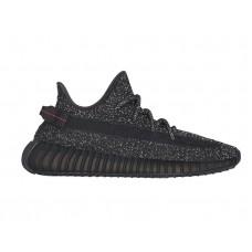 Adidas Yeezy Boost 350 V2 Black Reflective (черные)