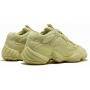 Adidas Yeezy Boost 500 yellow (желтые)
