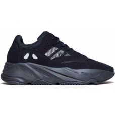 Adidas Yeezy Boost 700 black (черные)