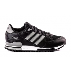 Adidas Zx 750 black leather (черные )