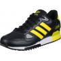 Adidas Zx 750 black yellow (черные с желтым)