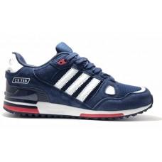 Adidas Zx 750 blue (синие)