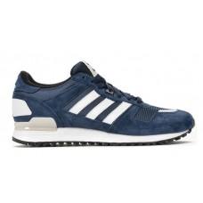 Adidas Zx 700 blue (синие сетка)