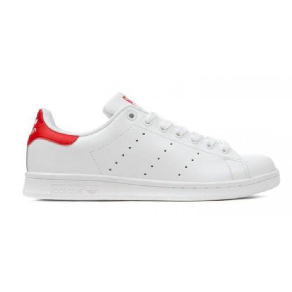 Adidas Stan Smith (White Red)