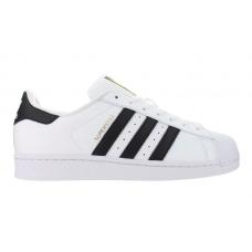 Adidas Superstar (White-Black)