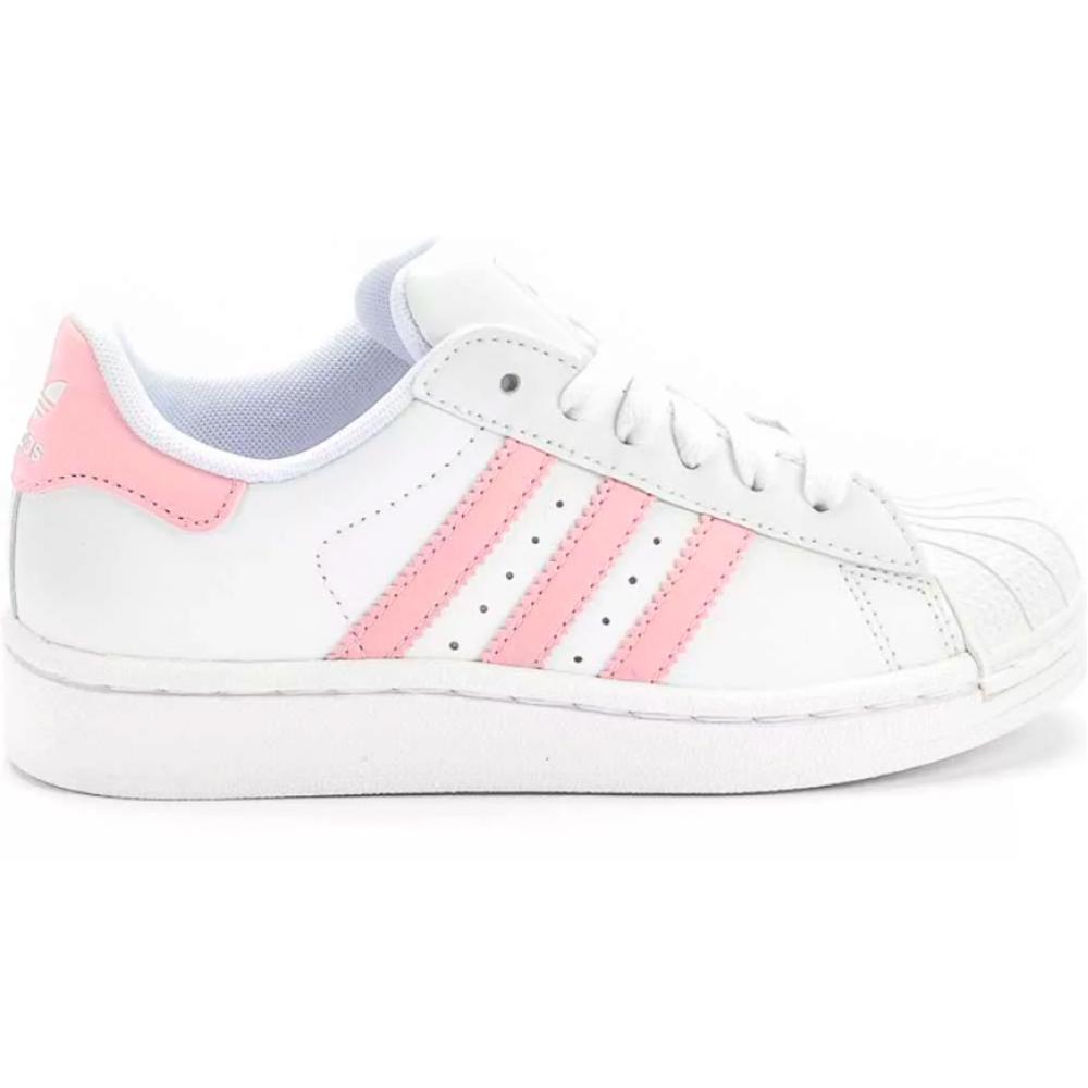 Adidas Superstar (White Pink)