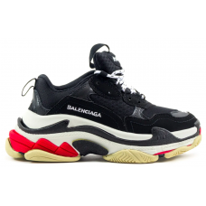 Balenciaga Triple S (Black Red)