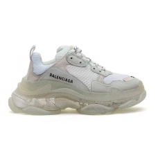 Balenciaga Triple S (Clear Sole)