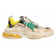 Balenciaga Triple S (Yellow Green)