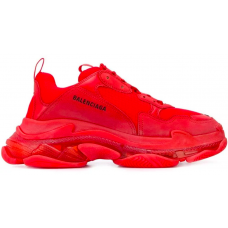 Balenciaga Triple S Red (красные)