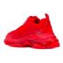 Balenciaga Triple S Red (красные)