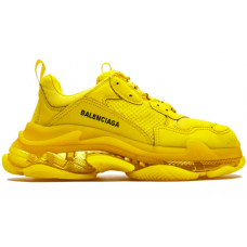 Balenciaga Triple S Yellow (желтые)