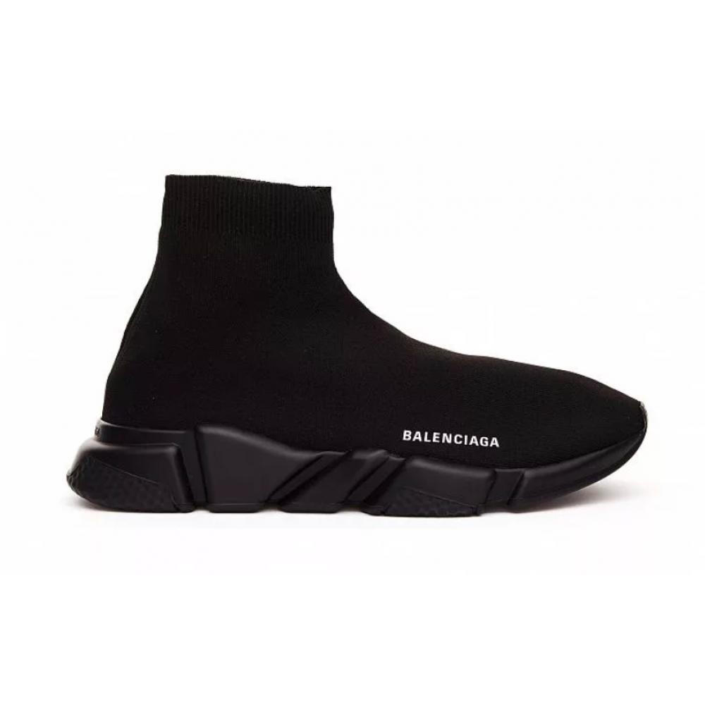 Balenciaga Speed Trainer Black (черные)