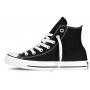 Converse Chuck Taylor All Star High white black (черные с белым)