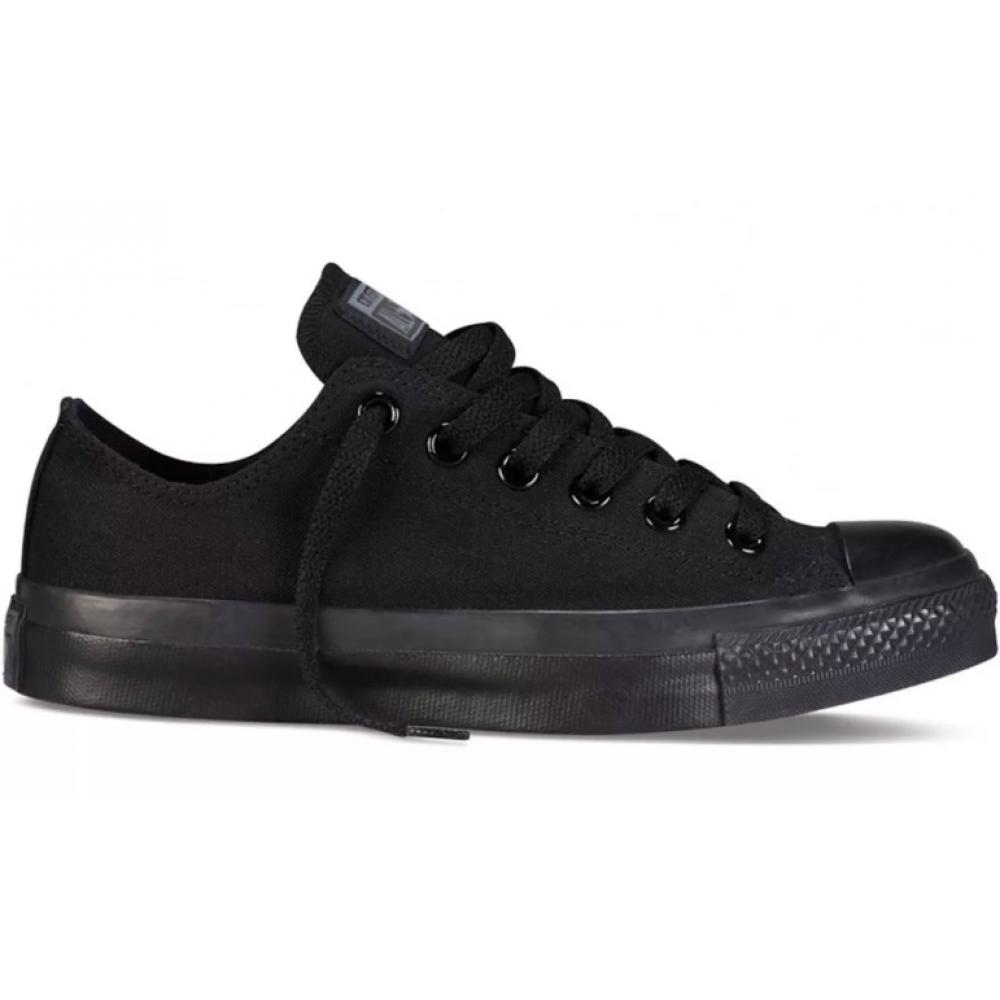 Converse Chuck Taylor All Star black (черные)