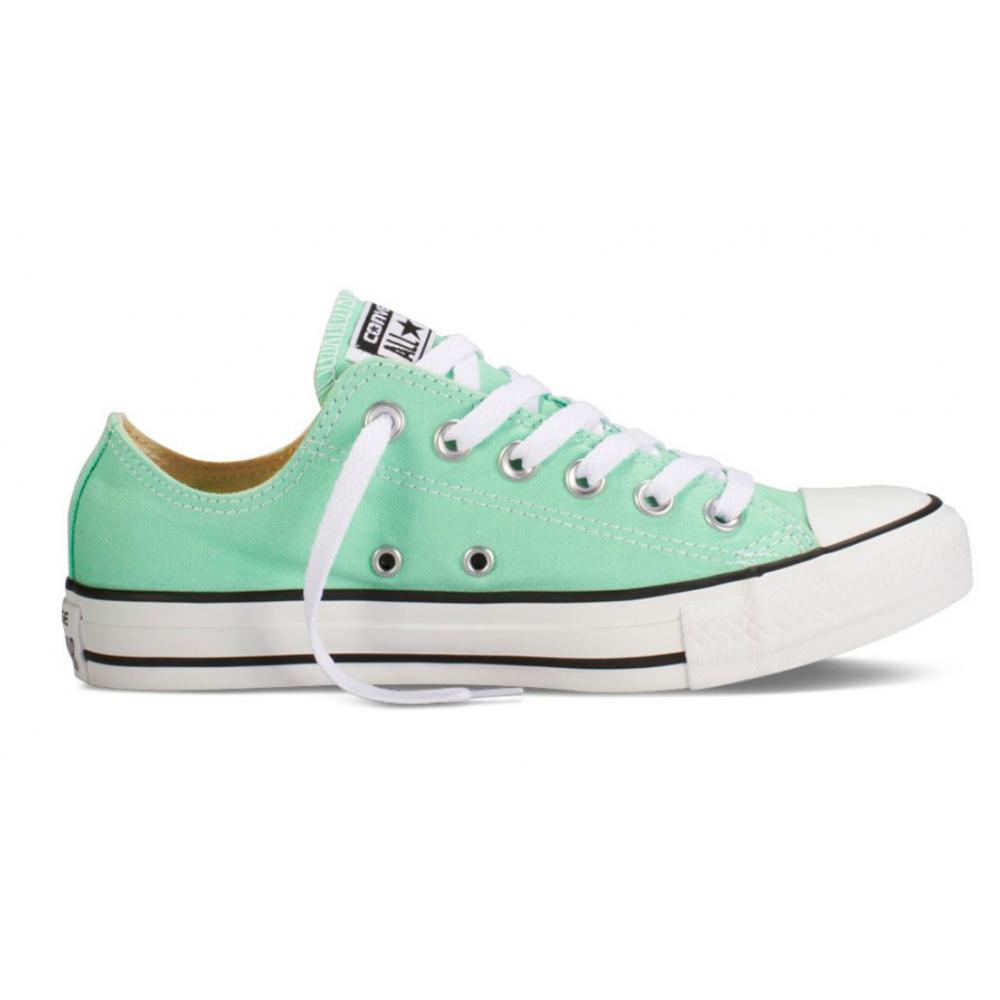 Converse Chuck Taylor All Star green (бирюзовые)