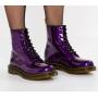 Dr. Martens 1460 (Фиолетовые с черным)