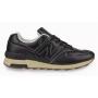New Balance 1400 black (кожаные черные)