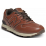 New Balance 1400 brown (кожаные коричневые)