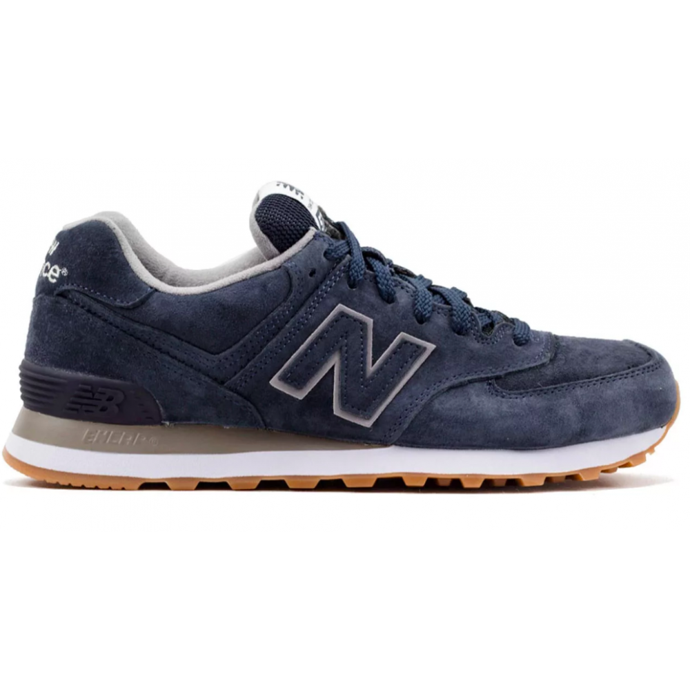 New Balance 574 Fsn dark/blue (темно-синие)