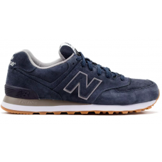 New Balance 574 Fsn dark/blue (темно-синие)