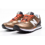 New Balance 574 Rab bronze (бронза кожа)