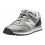 New Balance 574 Rac silver (серебро кожа)