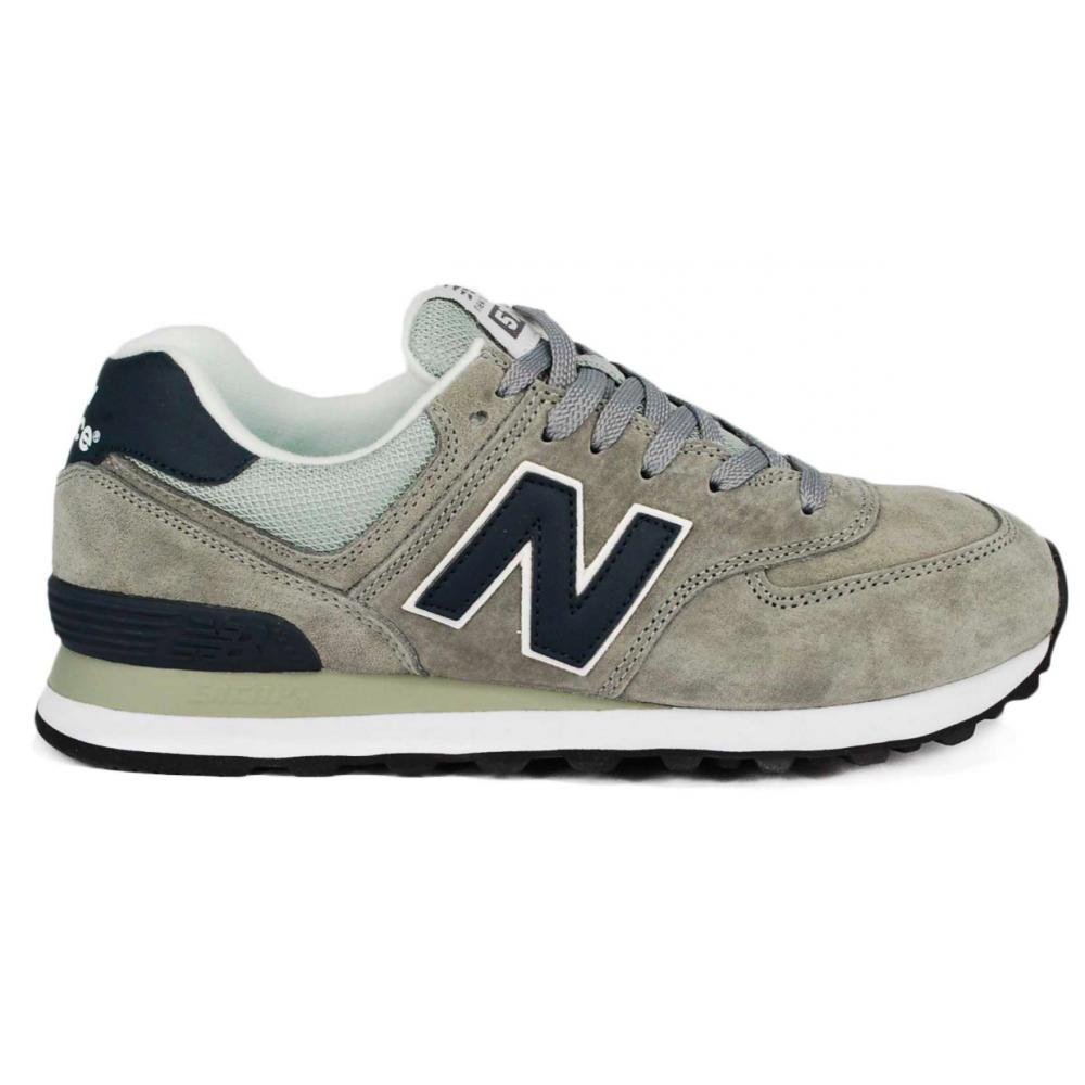 New Balance 574 Sgn grey (серые)