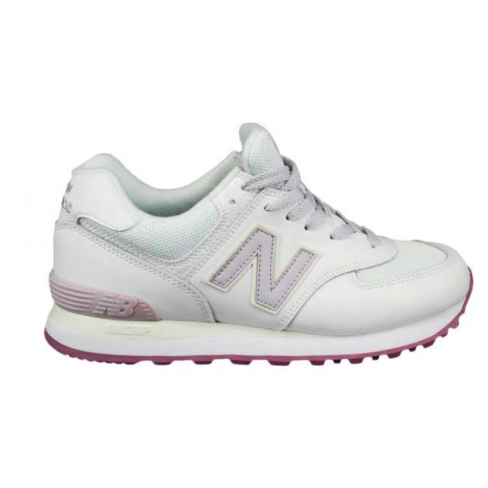 New Balance 574 Luw white (белые)