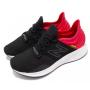 New Balance Fresh Foam Roav Black red (черные с красным)