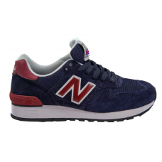 New Balance 670 Snr blue (синие)